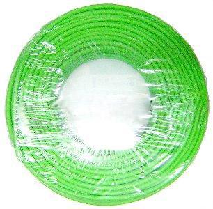 Manguera de cable eléctrico libre de halógenos